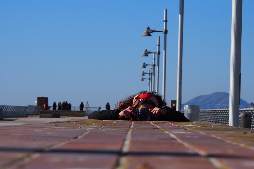 i corsi di fotografia di Spazio Tangram Napoli