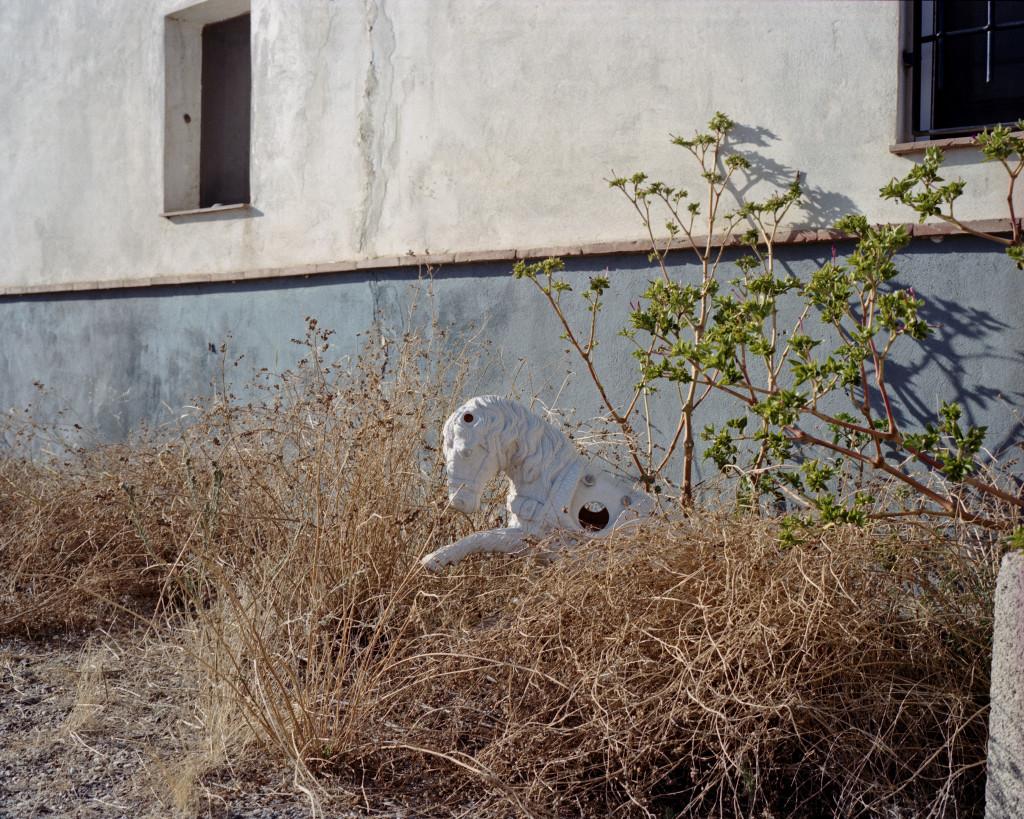Abandoned house in the desert of Tabernas. ### Casolare abbandonato nel deserto di Tabernas.