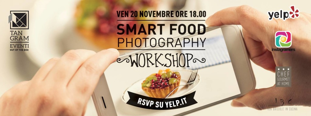 Smart Food Photography Workshop
