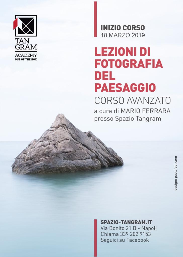 corso di fotografia di paesaggio a cura di Mario Ferrara