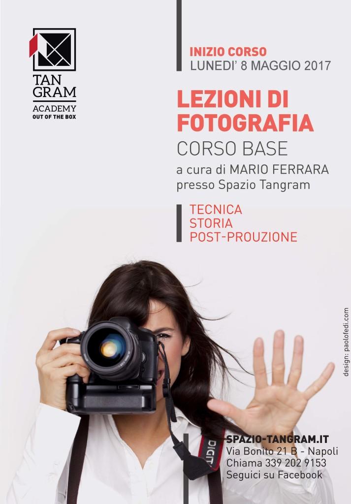 lezioni di fotografia