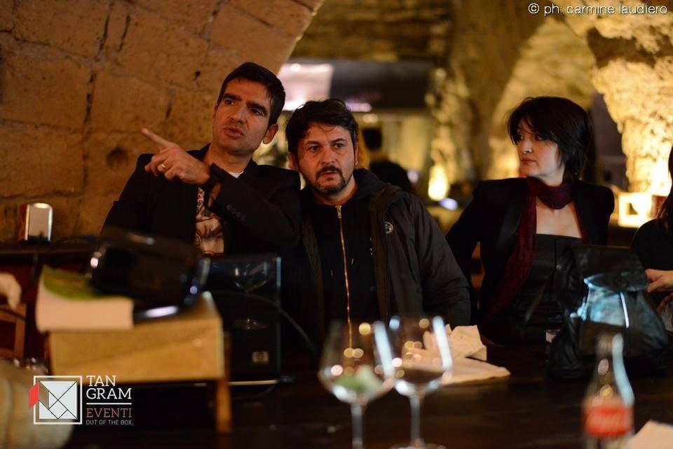 il fotografo Sergio Siano, ospite ad una delle nostre serate