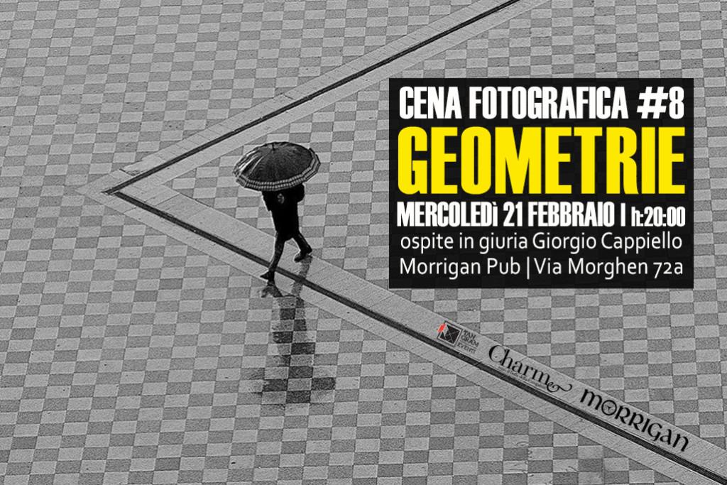 cena fotografica #8: geometrie