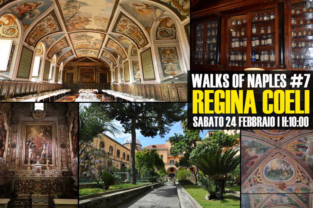 Walks of Naples #7: Regina Coeli