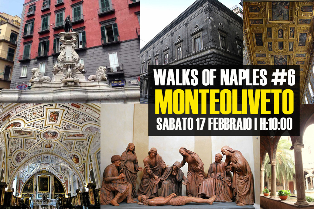 Walks of Naples #6: Monteoliveto