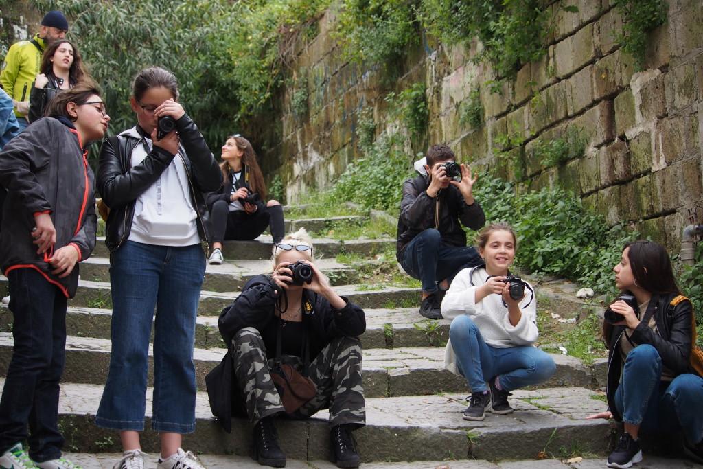 Le nostre esercitazioni fotografiche