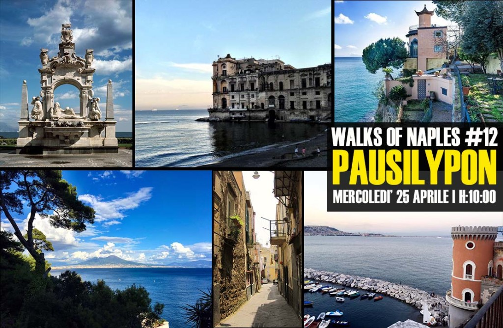 Walks of Naples #12: Pausilypon