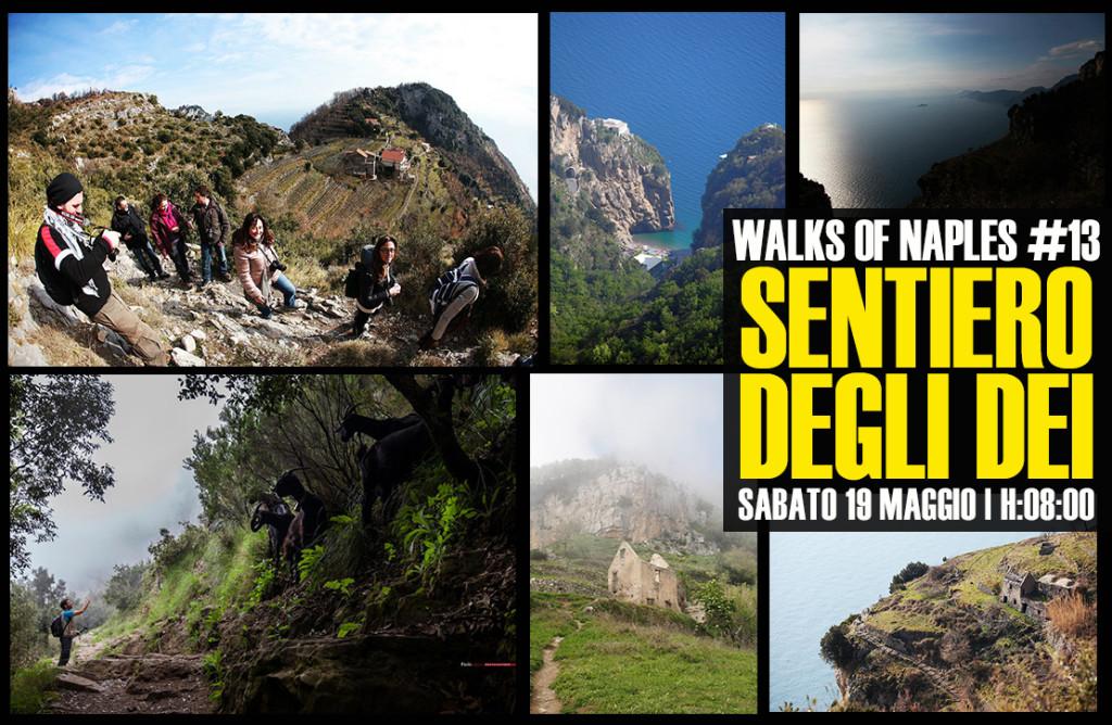 Walks of Naples #13: Sentiero degli Dei