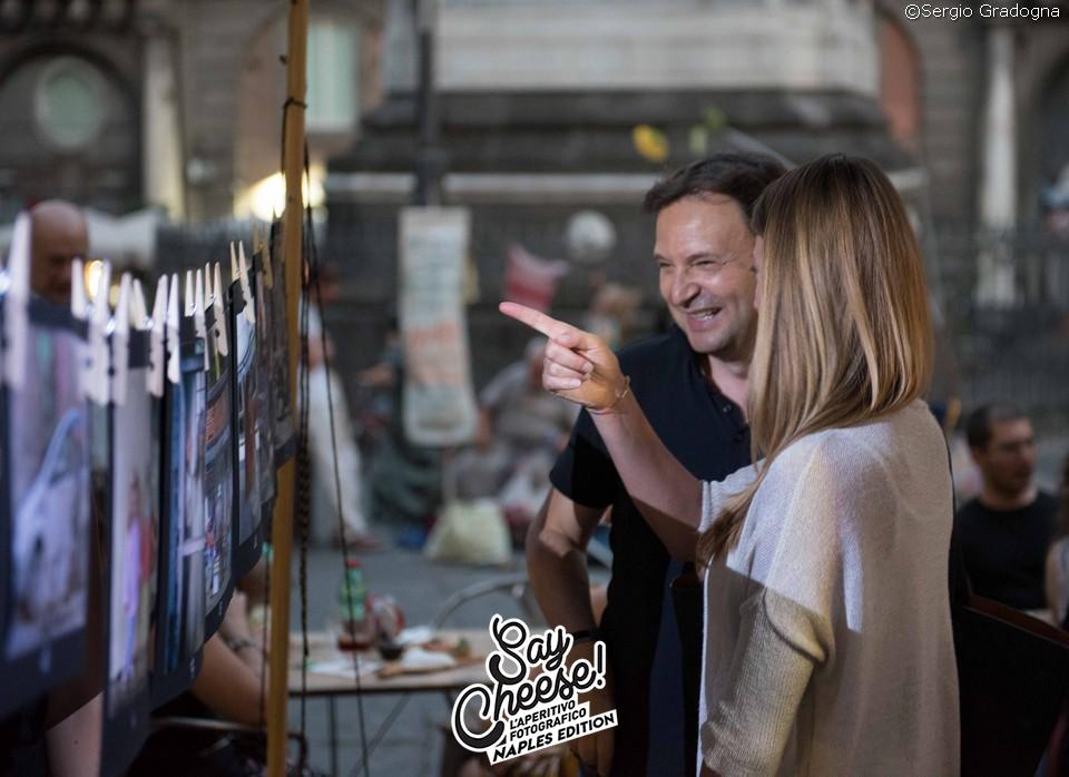 Say Cheese! aperitivo fotografico
