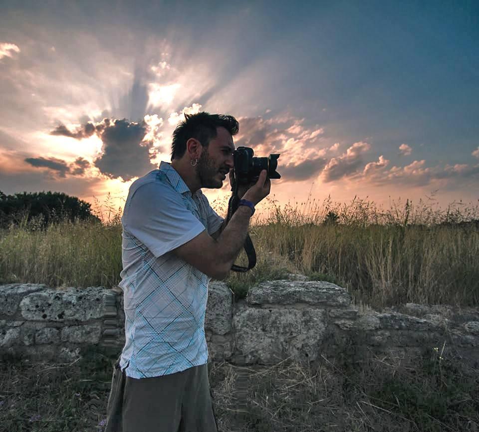 il fotografo Paolo Liggeri, docente del workshop