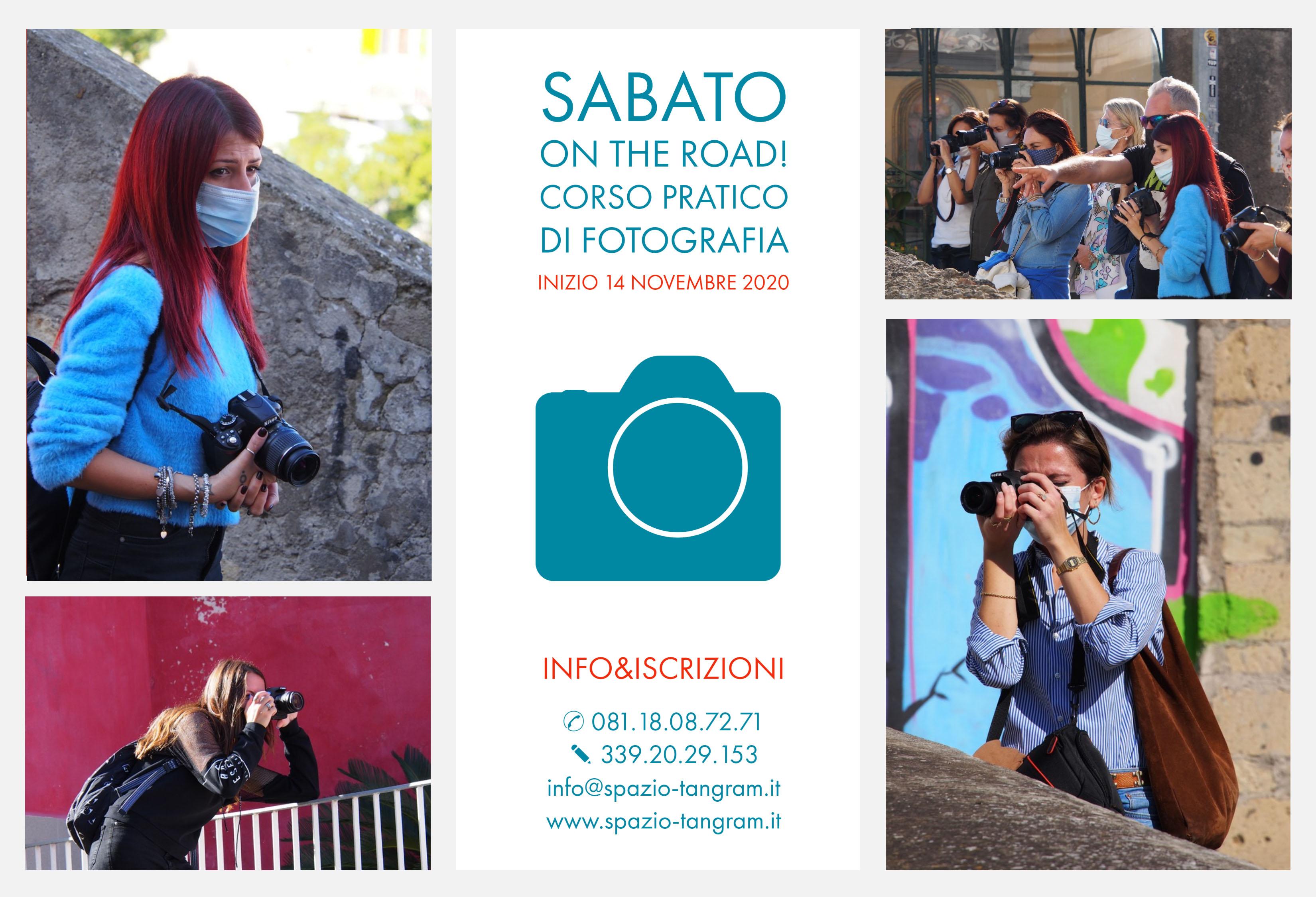 Sabato on the Road! Corso Pratico di Fotografia di Base