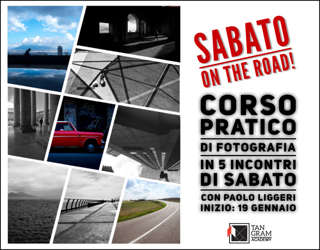 """""""sabato on the road!""""   corso pratico di fotografia"""