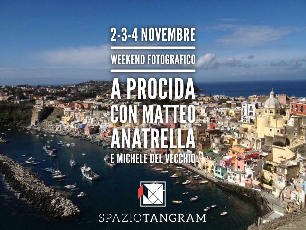 Weekend fotografico a Procida | 2-3-4 novembre 2018