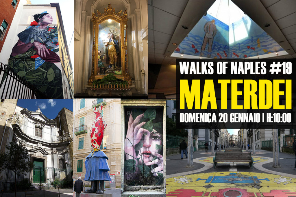 Walks of Naples #19: Materdei