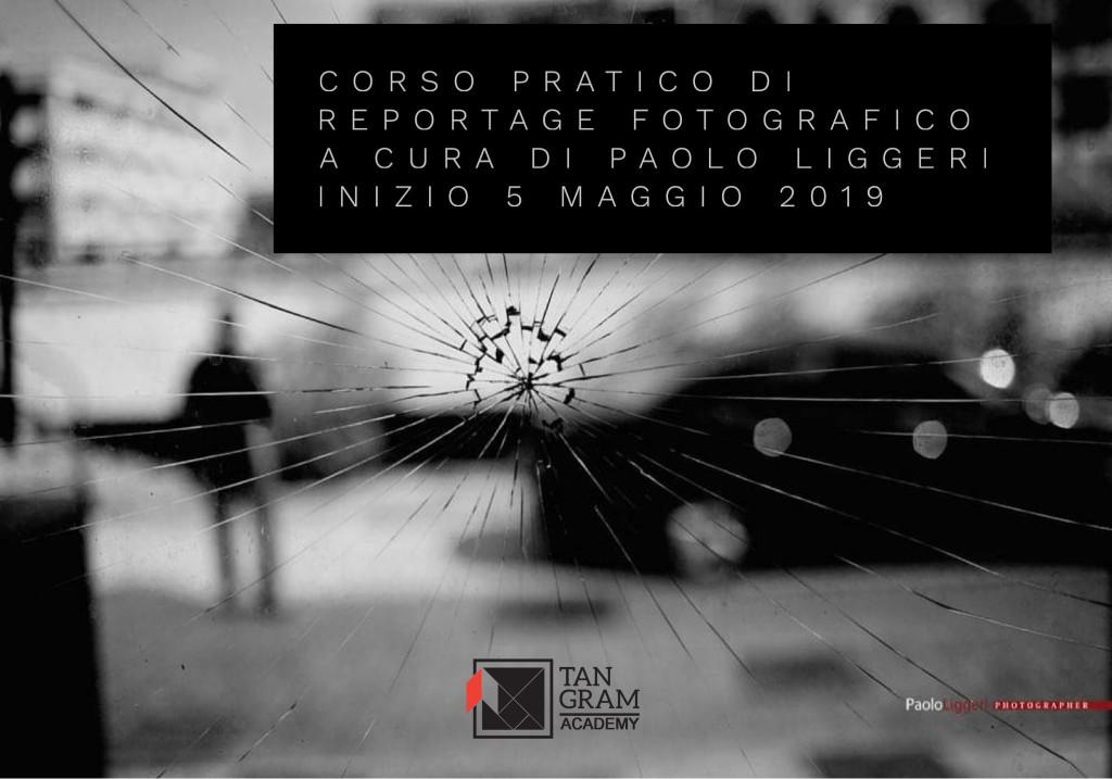 corso pratico di reportage fotografico | a cura di Paolo Liggeri