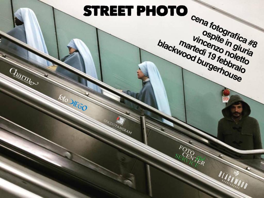 """Foodography   cena fotografica #8: tema """"STREET PHOTO"""""""