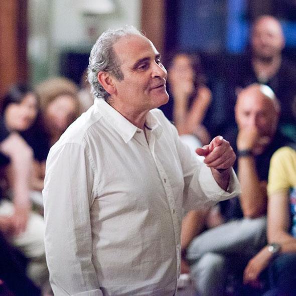 """Ciro Sabatino, ideatore insieme a Michele Del Vecchio, del """"Photo Secret Party"""""""