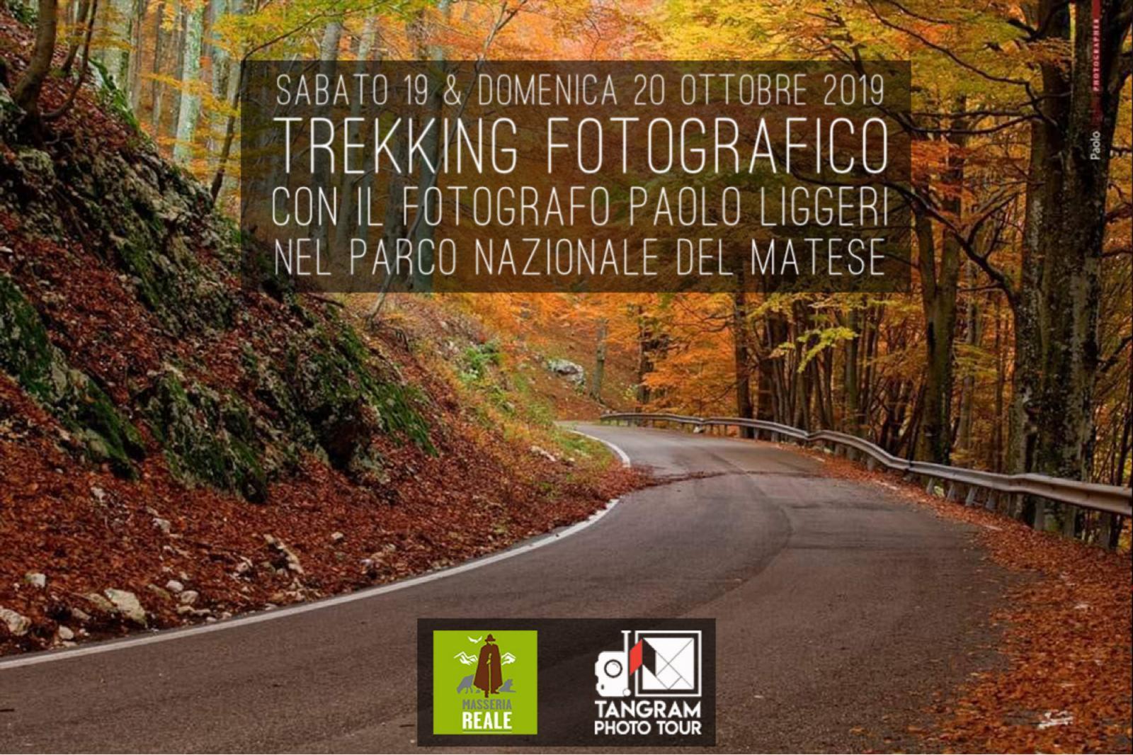 Trekking fotografico nel Parco Nazionale del Matese con Paolo Liggeri