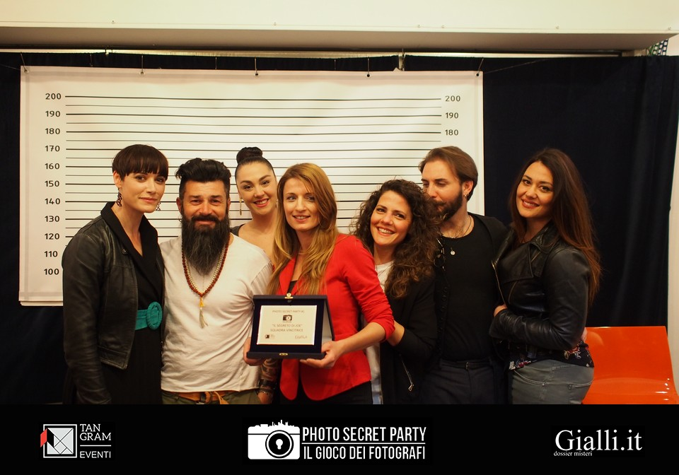 Photo Secret Party : i vincitori di una delle sfide