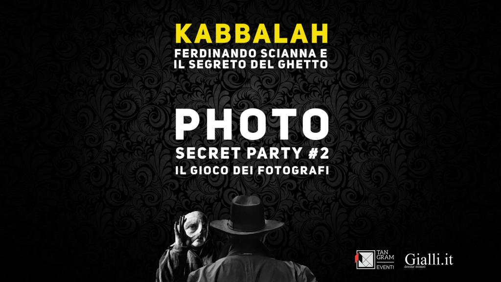 Photo Secret Party #2: Scianna e il segreto del Ghetto