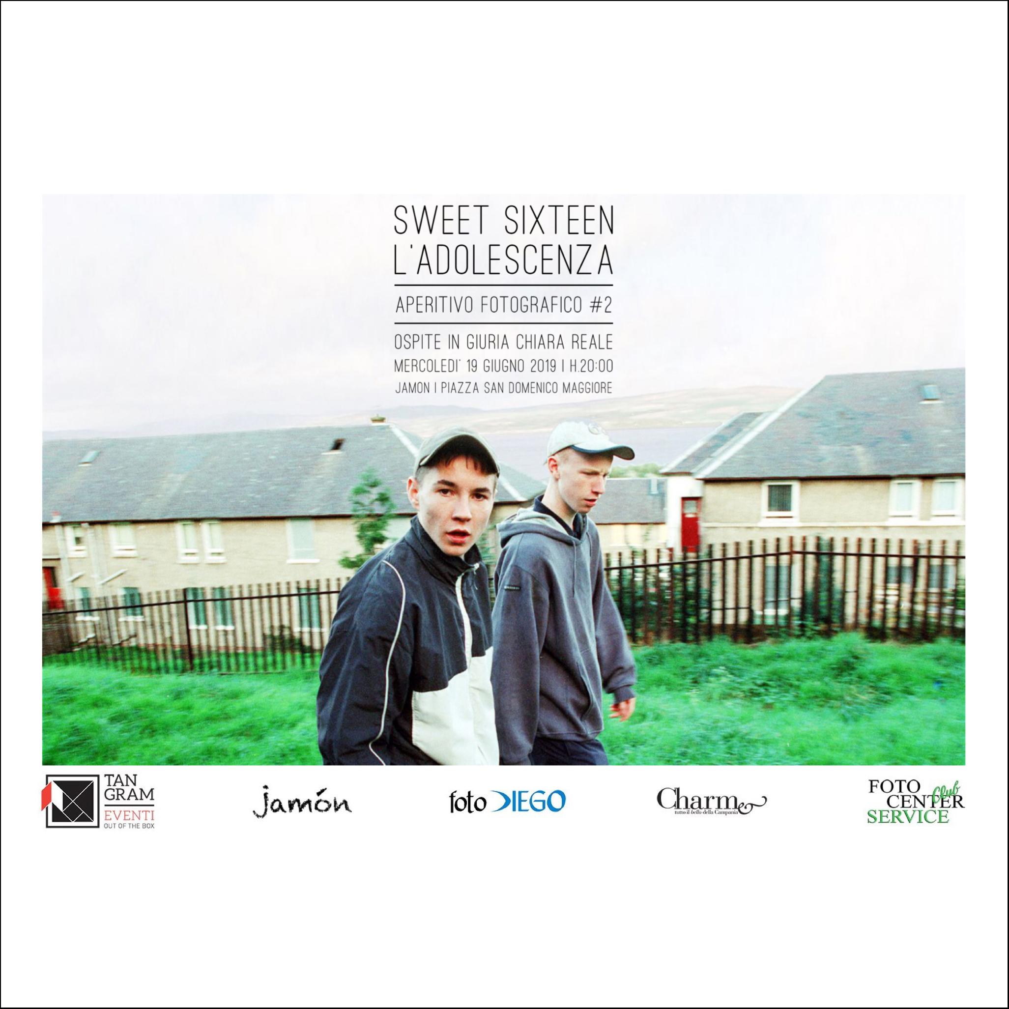 Say Cheese #2| aperitivo fotografico | Sweet Sixteen - l'adolescenza