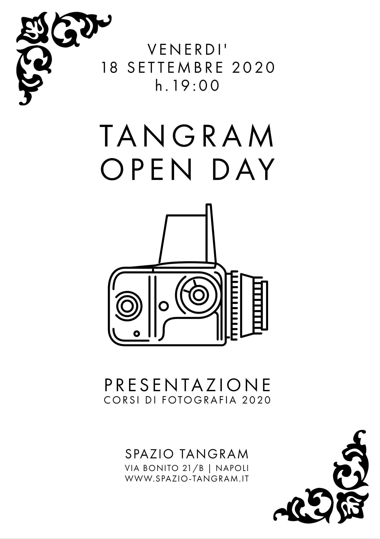 Tangram Open Day: presentazioni nuovi corsi di fotografia 2020