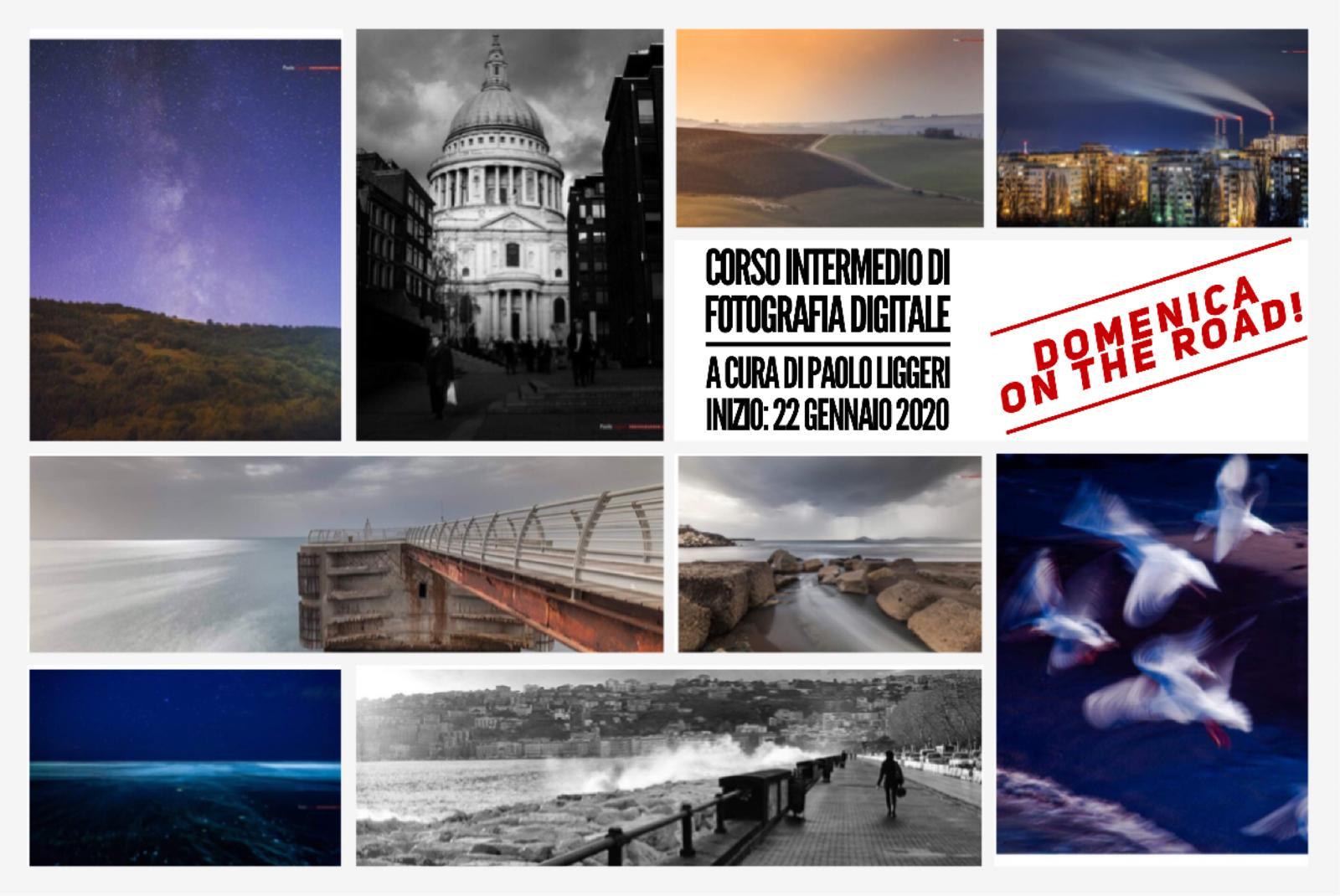 corso intermedio di fotografia a Napoli | inizio 22 gennaio 2020