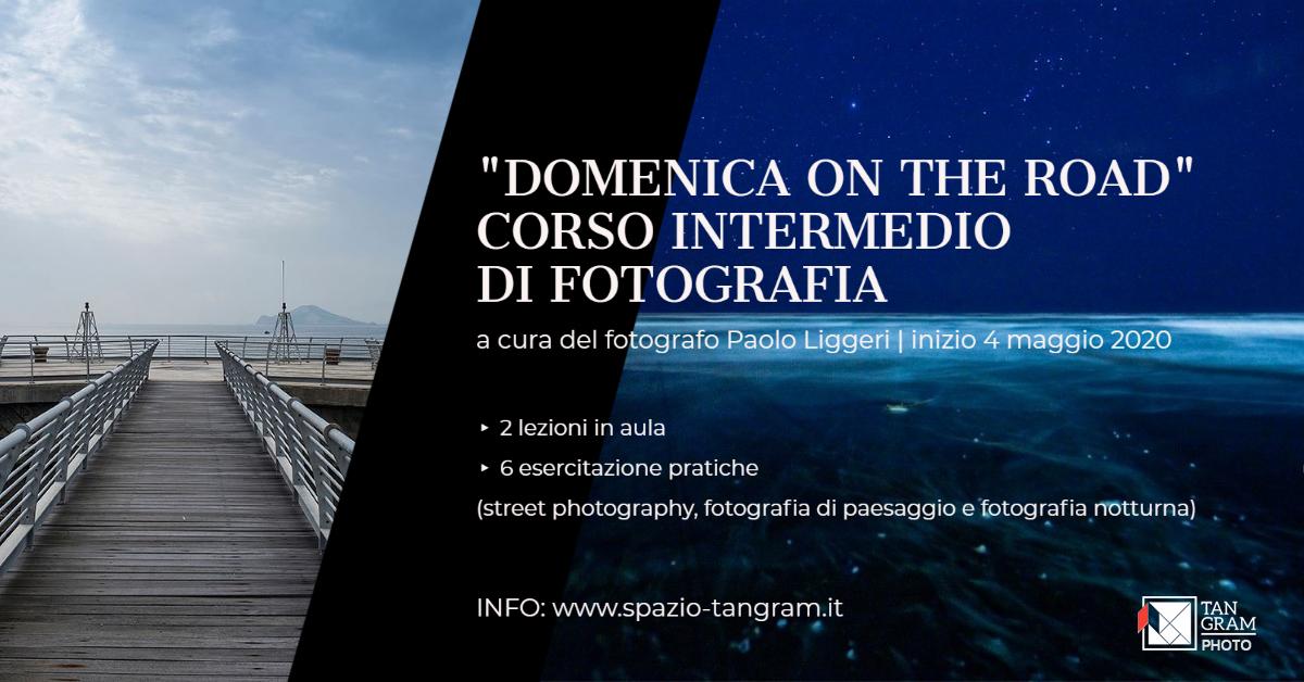 corso intermedio di fotografia a Napoli