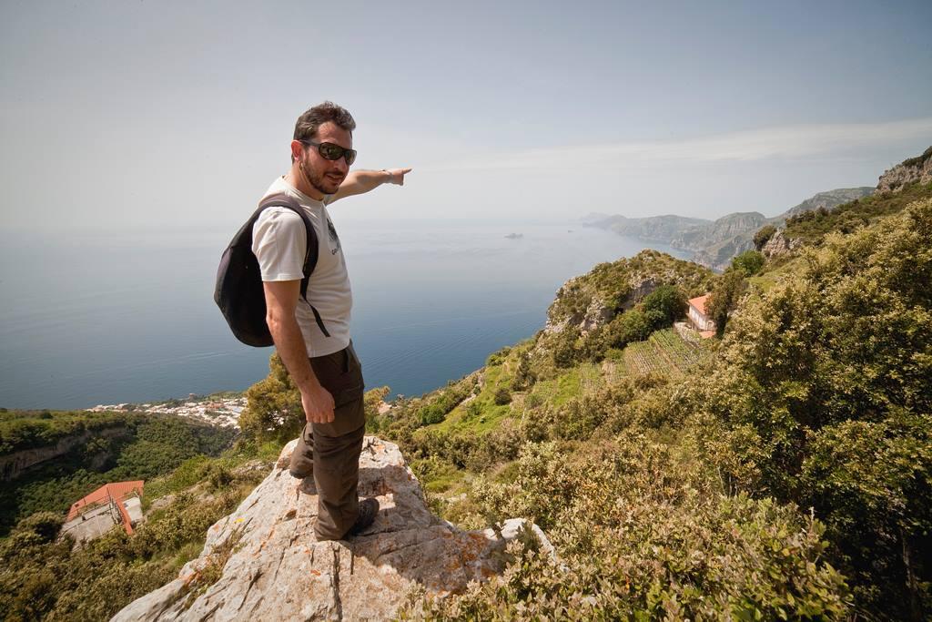workshop e trekking fotografico al Sentiero degli Dei