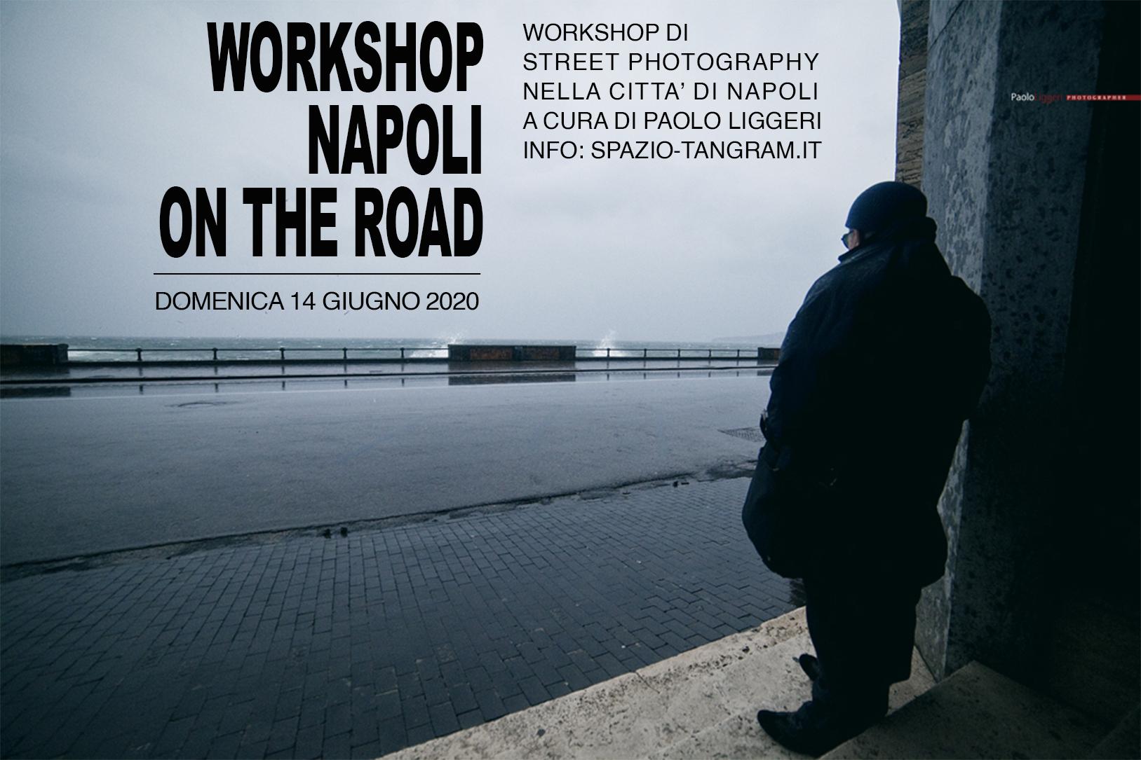 Workshop di Street Photo con Paolo Liggeri