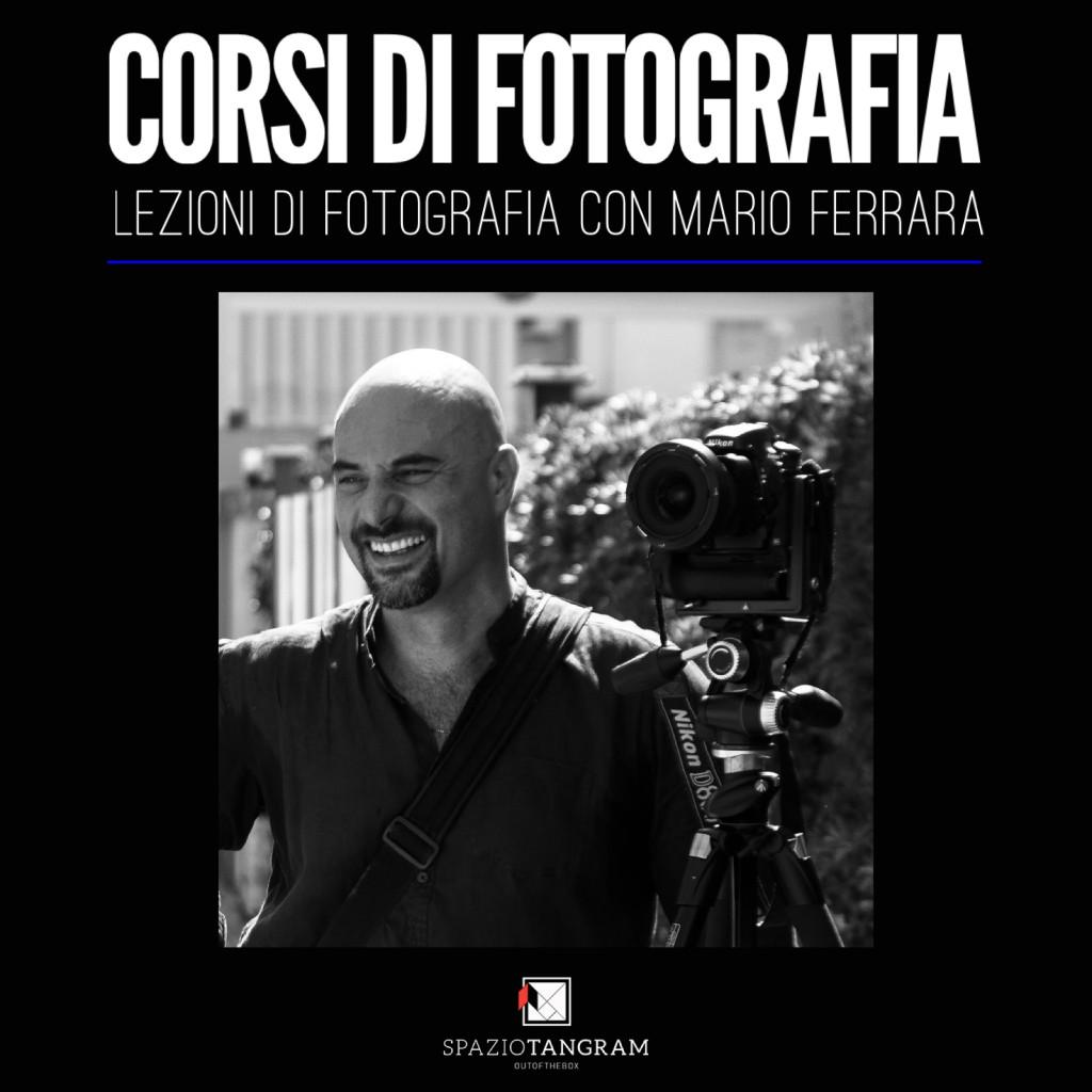 Mario Ferrara | docente del corso