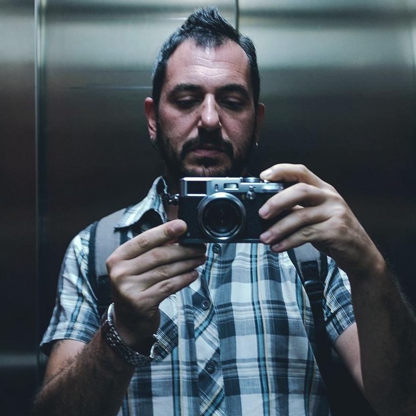 Paolo Liggeri | docente del corso base di fotografia