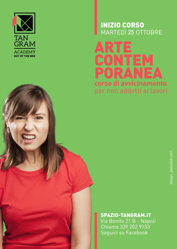 Corso di avvicinamento all'arte contemporanea