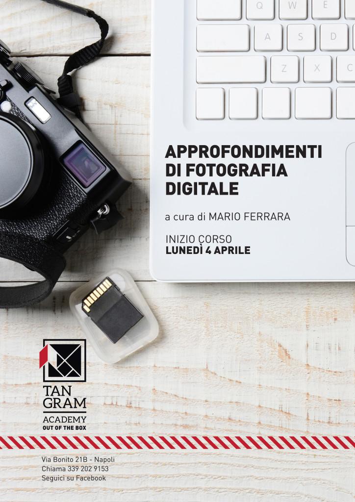 corso approfondimenti di fotografia digitale