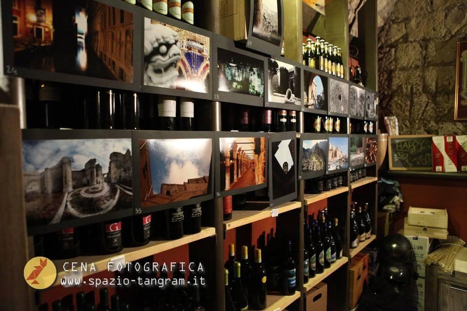 Cene fotografiche di Spazio Tangram