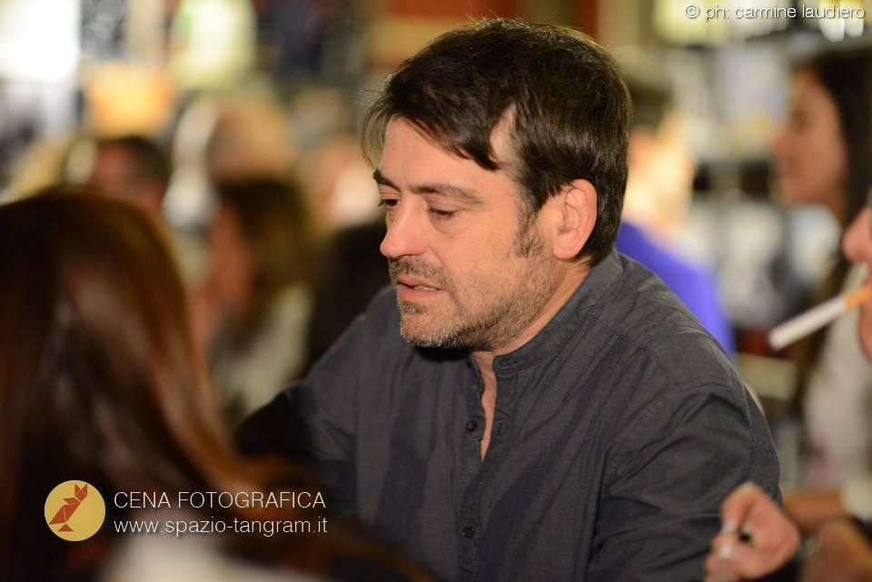 il fotografo Mario Spada