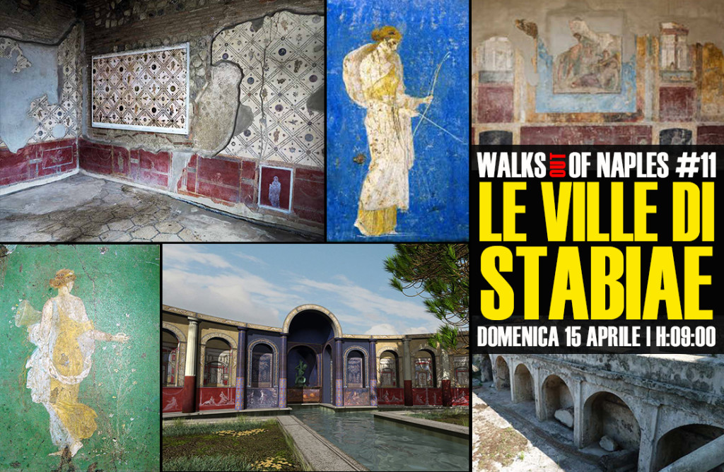 Walks [out] of Naples #11: le Ville di Stabiae