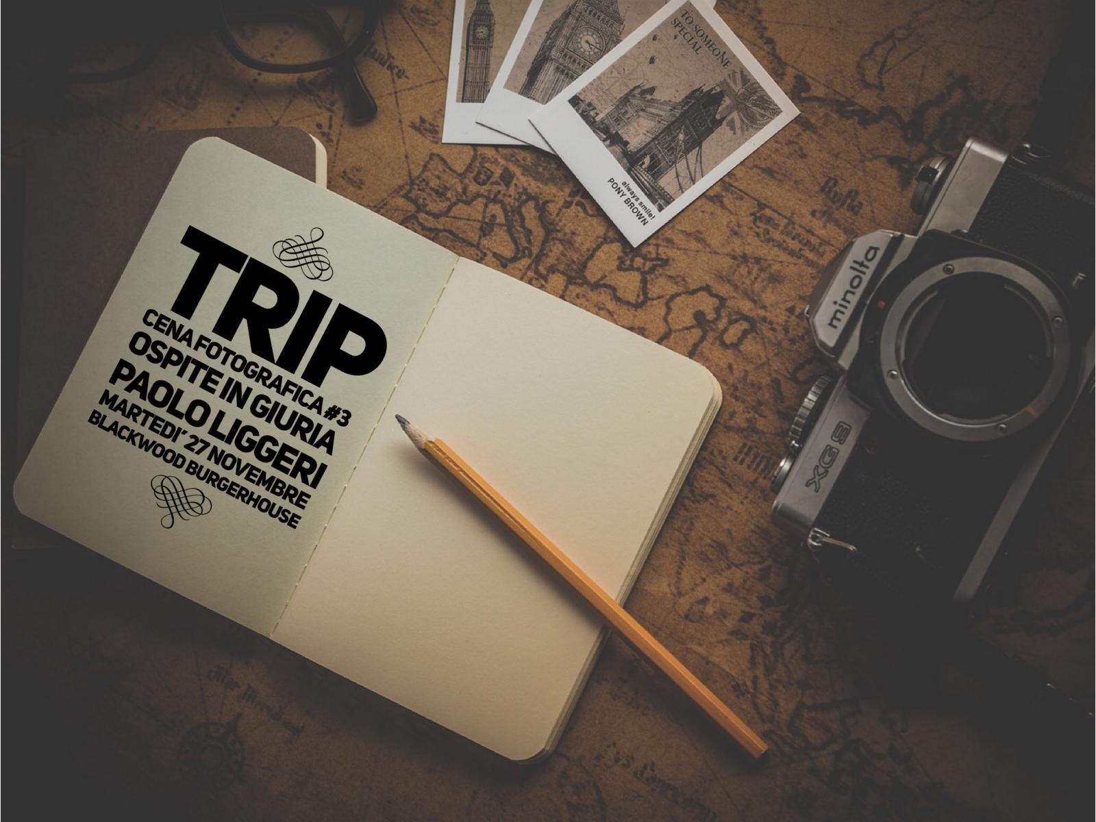 Cena fotografica #3 | tema Trip-il viaggio