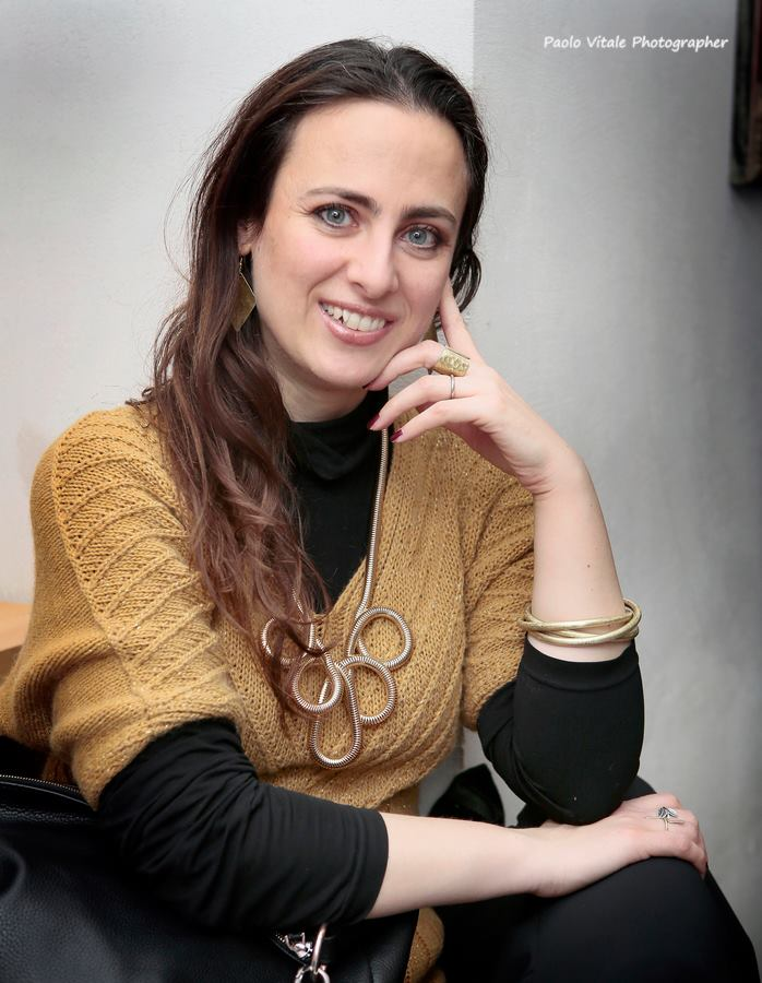 Diana Gianquitto: critico di arte contemporanea