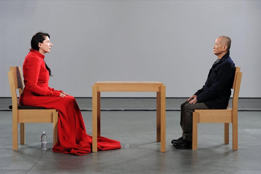 cine&art lab | Marina Abramovic | a cura di Diana Gianquitto
