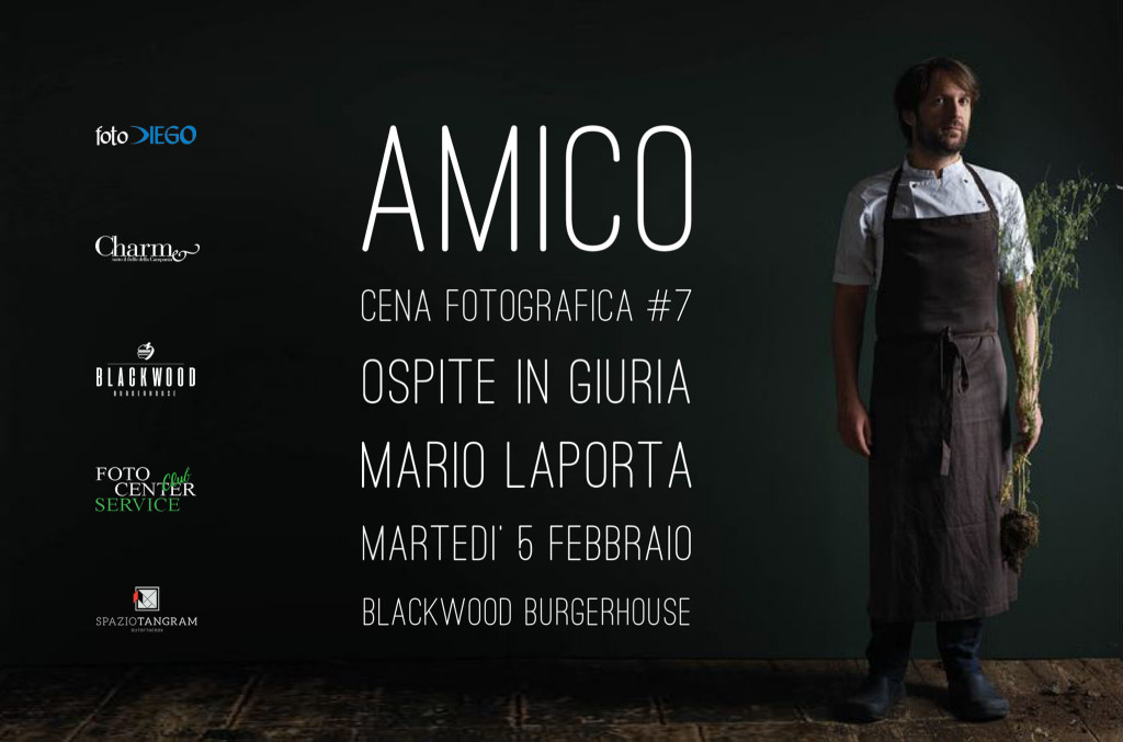 "Foodography | cena fotografica #6: tema ""AMICO"""