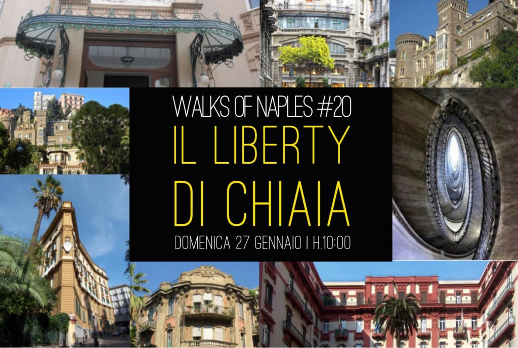 Walks of Naples #20: Chiaia
