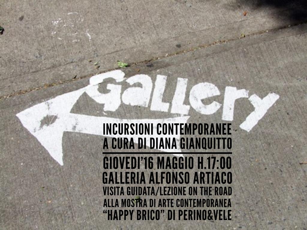 Incursioni contemporanee | a cura di Diana Gianquitto