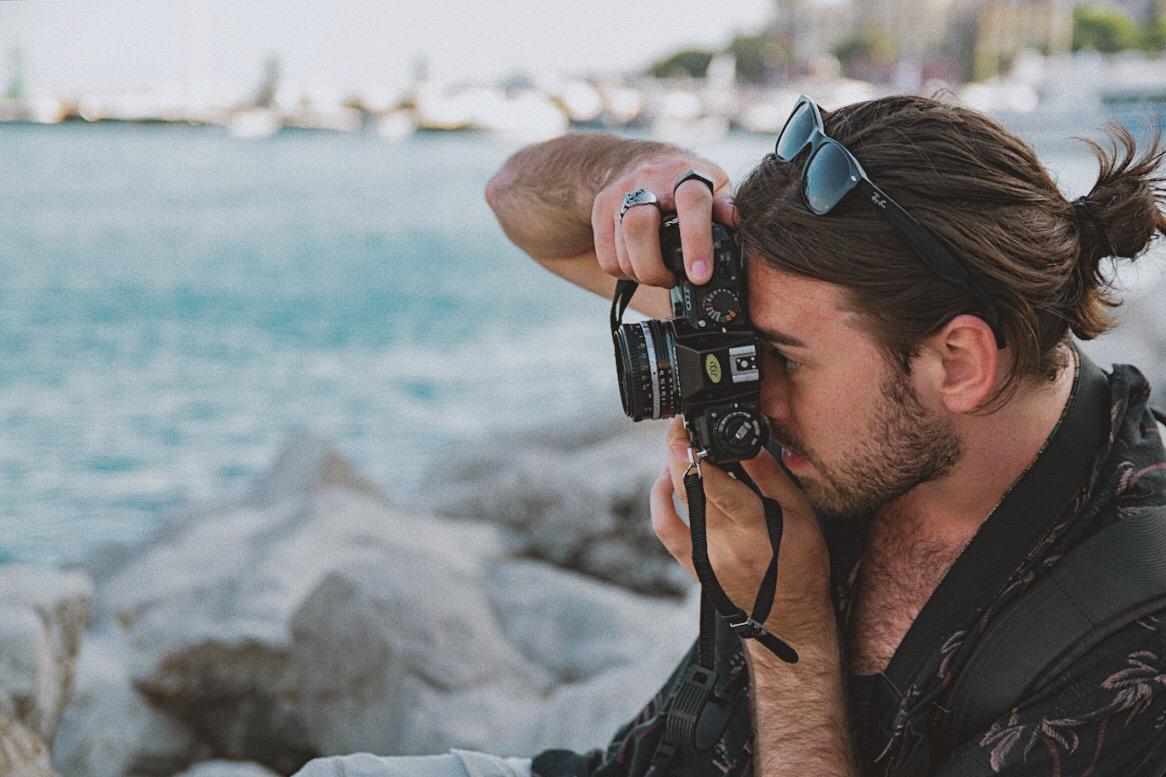 il fotografo Daniele Lepore