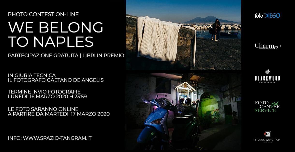 "Photo contest ""We Belong to Naples"""