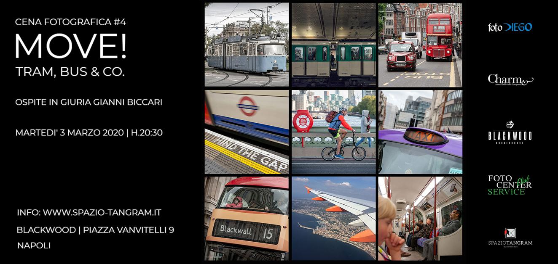 cena fotografica #4 - Move - tram bus & co