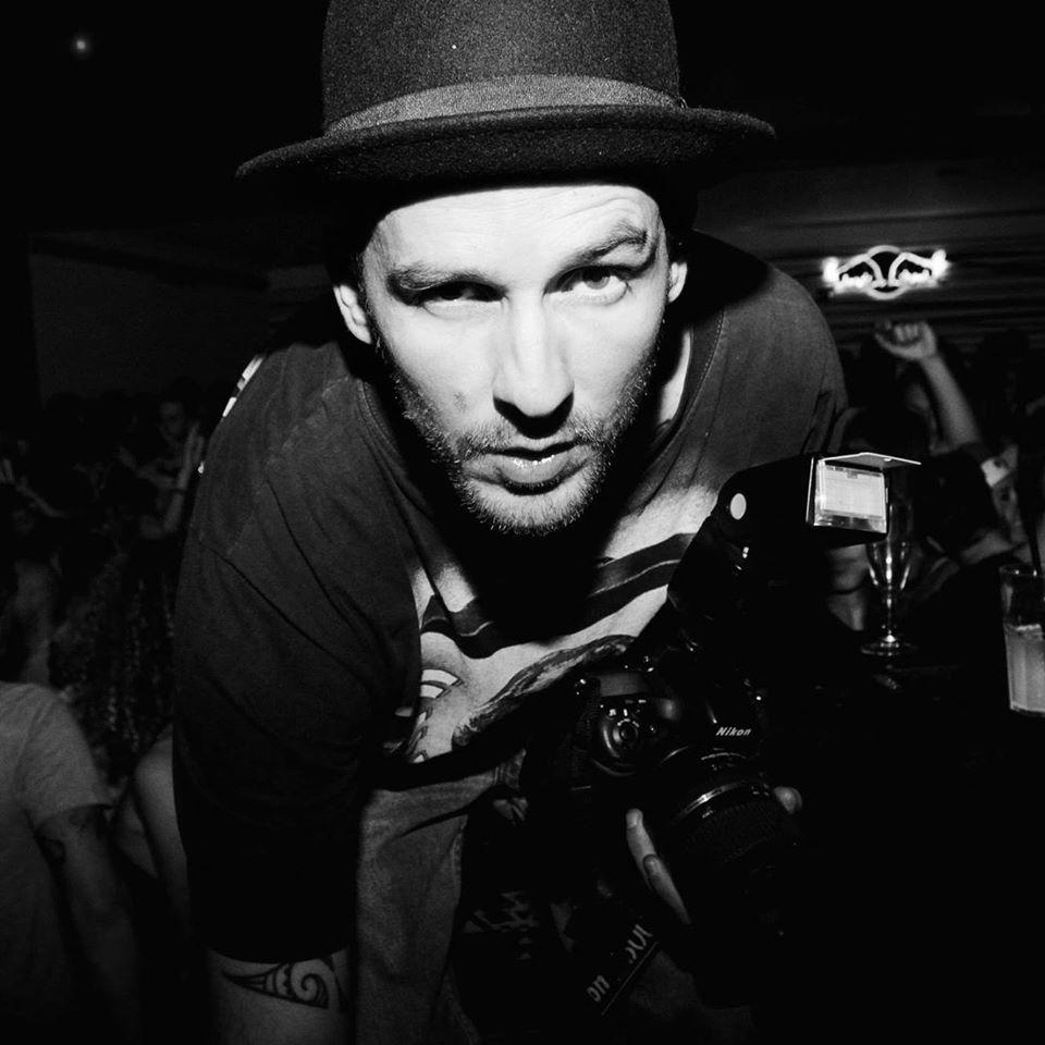 il fotografo Gaetano De Angelis - ospite in giuria tecnica