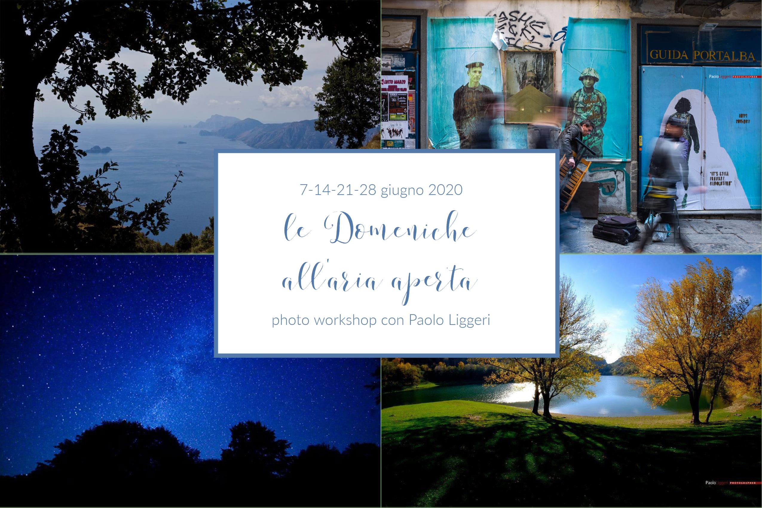 photo workshop | giugno 2020