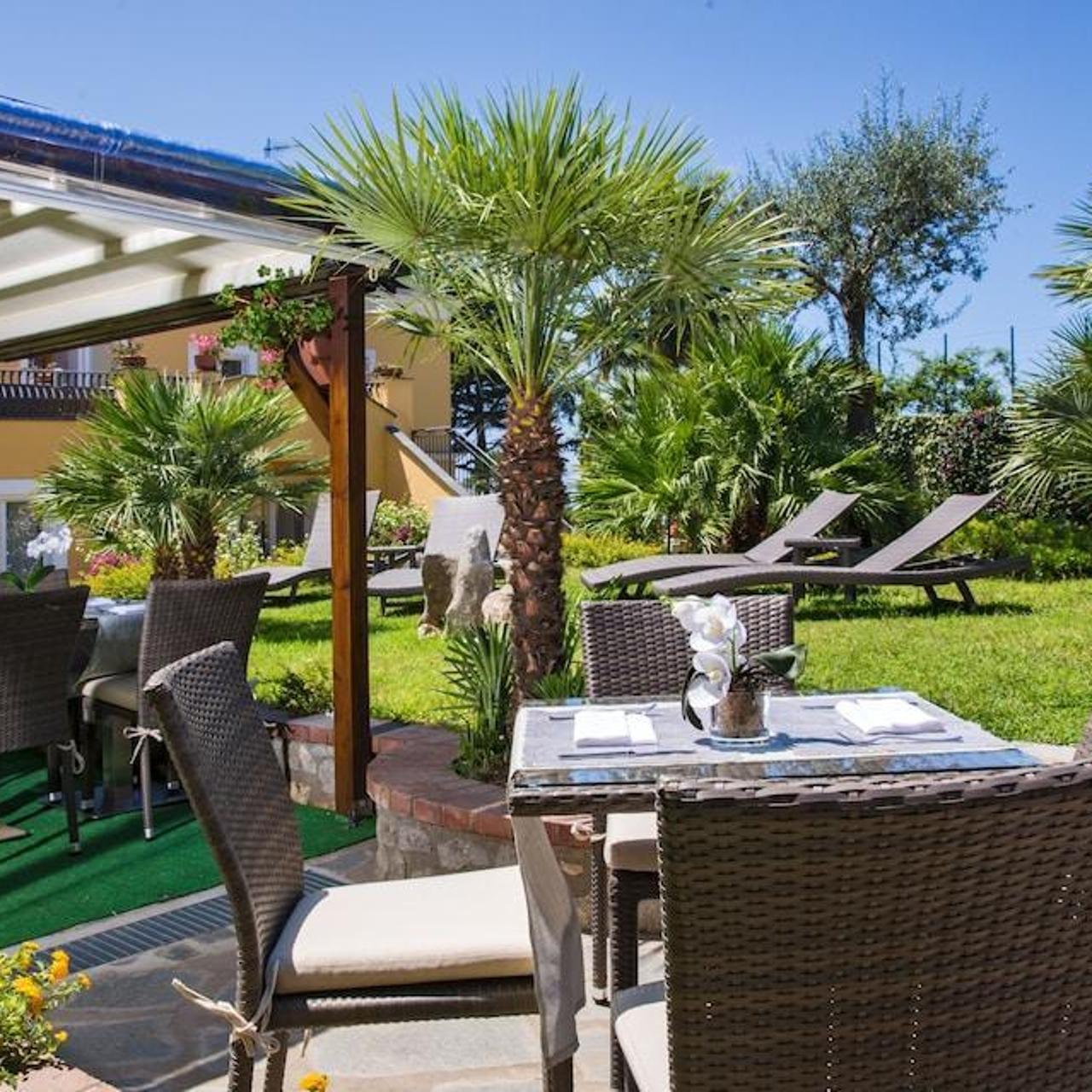 Villa Ceselle | il boutique hotel dove alloggeremo