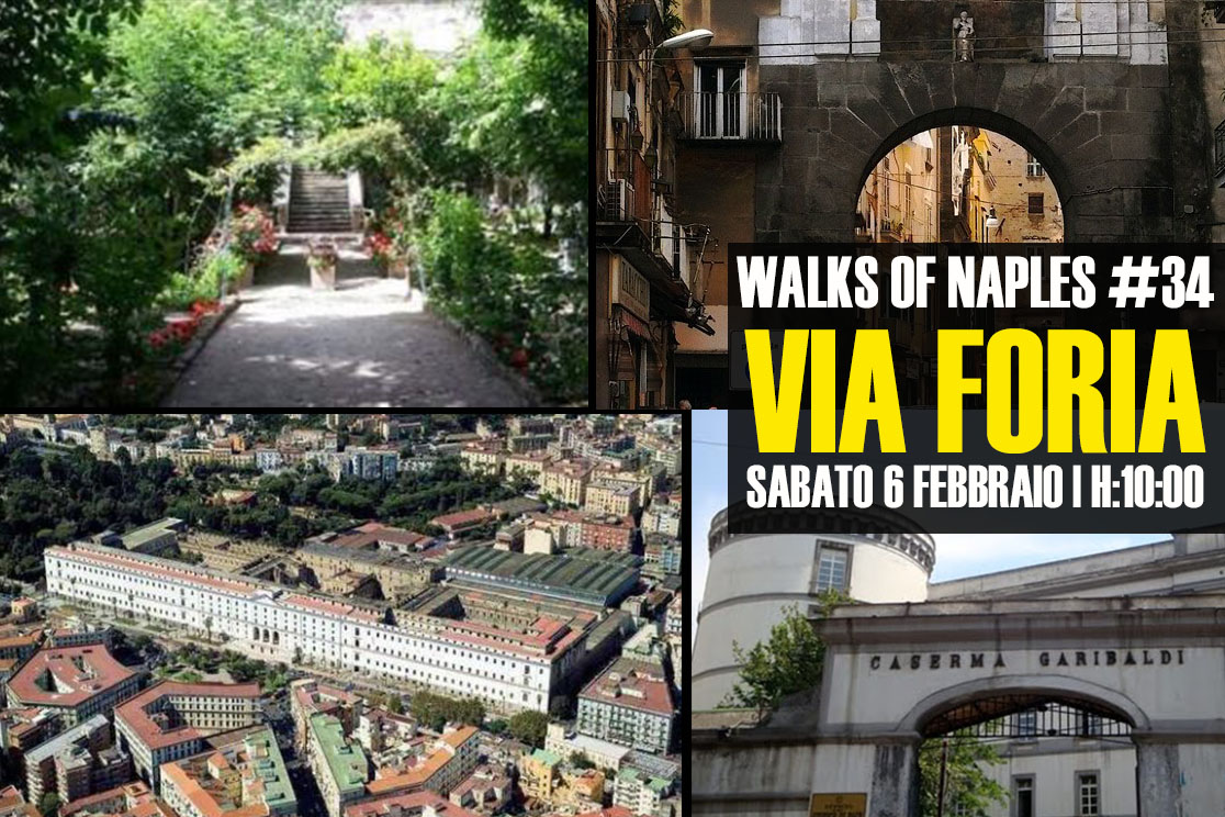 Walks of Naples - Via Foria